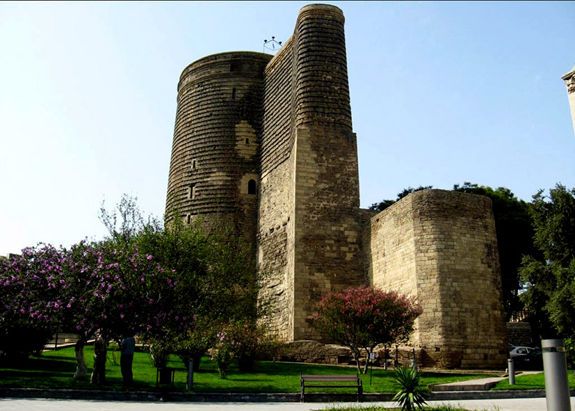 Maiden_Tower__Baku___Azerbaijan_13